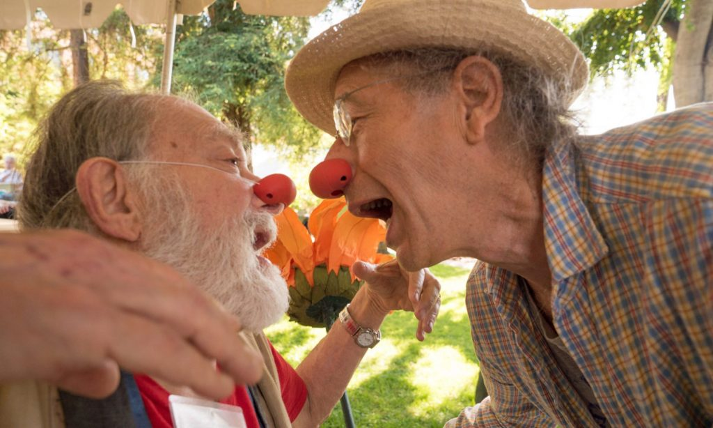 Clown + Zen. Conversation with  Bernie Glassman, Roshi