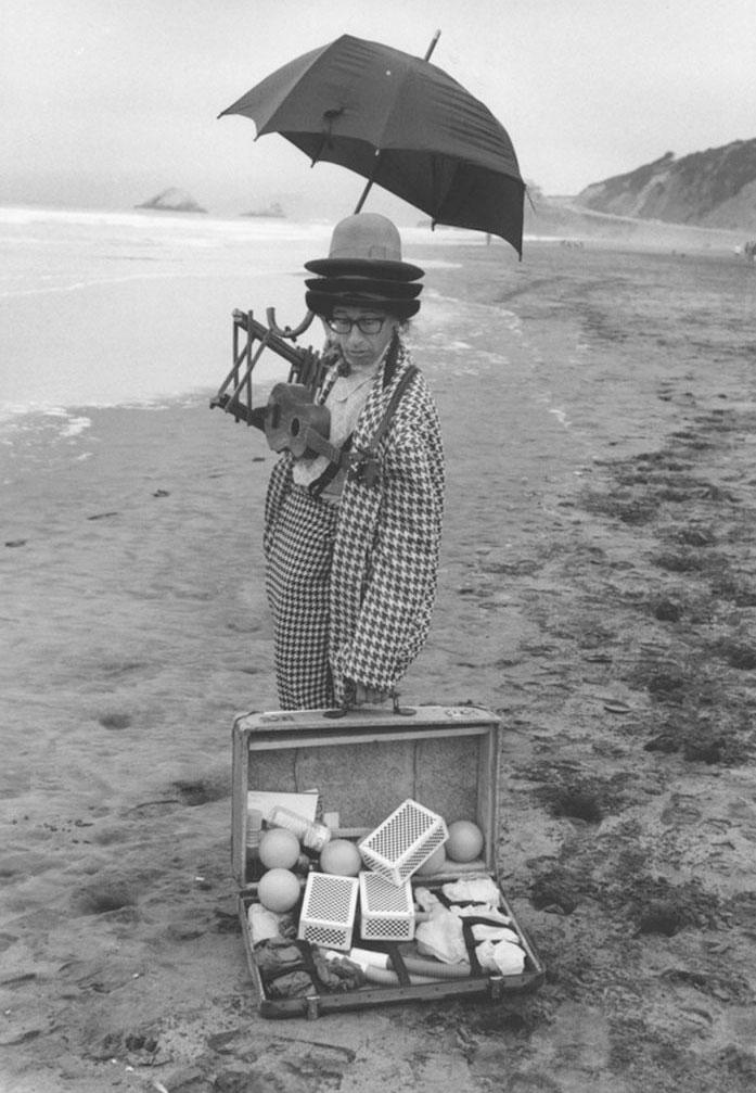 Moshe Cohen Beach Umbrella